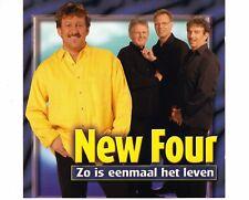 CD NEW FOURzo is eenmaal het levenEX (B1234)