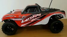 LAND KING ON ROAD MONSTER TRUCK BUGGY RECHARGEABLE Radio Remote Control Car BIG