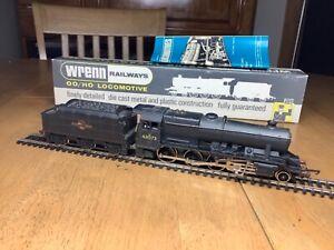 Wrenn W2224 BR 2-8-0 8F Class Loco 48073 serviced & remaged boxed