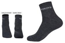 A estrenar con las etiquetas Unisex Algodón Calcetines Correr Informal Deportes Atléticos calcetín gris