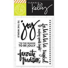 Hero Arts Kelly Purkey Clear Stamps - 510372