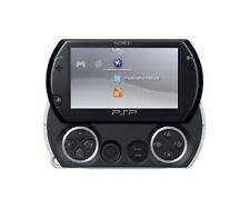PSP go PlayStation portable go Piano Black PSP-N1000PB F/S JAPAN NEW