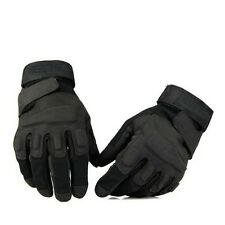Full Finger Gloves Motorcycle Tactical Airsoft Protective Outdoor Blackhawk Hell
