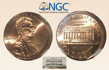 2005 1C Lincoln NGC MS66RD Error 5% Off Ctr Rare Date! - RicksCafeAmerican.com