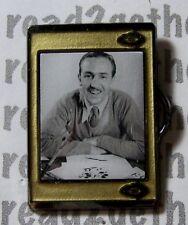 Disney Pin Walt Disney Suitcase Booster Walt Leaning Forward