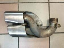 Porsche Cayenne 4.5 Turbo 955 Rear Exhaust Tile Pipe End RIGHT Side 7L5253682B