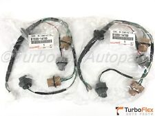Toyota Supra 1997-1998 JZA80 Tail Light Harness Set Of  2 Genuine 81555-14700