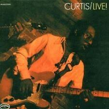 CURTIS MAYFIELD - CURTIS LIVE CD DISCO/ DANCE NEU