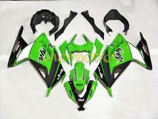 Fairings Kit For Kawasaki Ninja 300 EX300 2013 2014 2015 2016 Green White