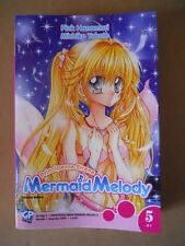 MERMAID MELODY Principesse Sirene n°5 di 7 2009 Manga Ed. GP Publishing  [G470]