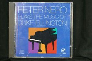 Peter Nero – Plays The Music of Duke Ellington   - CD (C1012)