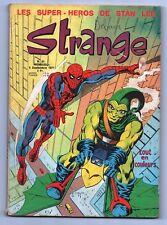 STRANGE n°21 - LUG SEPTEMBRE 1971 - Bel état
