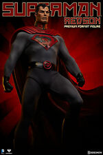 """DC Superman Red Son 22"""" Premium Format Statue Sideshow Collectibles"""