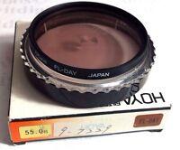 Hoya 55mm FL-DAY FL-D Daylight Balance Lens Filter Fluorescent 55 mm Japan Coate