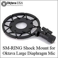 Oktava SM-Ring Shock Mount - Brand New - Fits all Oktava Large Diaphragm Mics