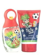 Jafra Skid Duo Skid Champ EDT+ Multipurpose Hair & Body Wash(FOR BOYS)
