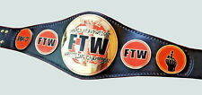 THE ROCK HEAVYWEIGHT CHAMPIONSHIP BELT ADULT SIZE REPLICA