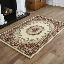 """Large Modern Beige Elegant Classic Traditional 160 X 230 Cm Area Rugs for 160 X 230cm (5ft 3"""" X 7ft 7"""")"""