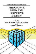 Philosophy, Mind, and Cognitive Inquiry: Resources for Understanding Mental Proc