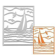 Sea Sailing Die Cutting Dies Stencil Scrapbooking Album Card Embossing Craft DIY