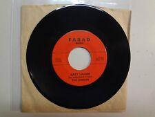 """CHOLOS: Last Laugh 2:29-Whistling Surfer 2:19-U.S. 7"""" 1966 Farad Records 45-1485"""