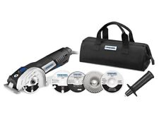 Dremel Ultra-Saw 7.5 Amp Variable Speed Tool Kit w/ 4 Accessories & Storage