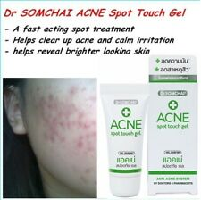 4G Dr.Somchai Acne spot touch gel reduces inflammation anti acne system solution