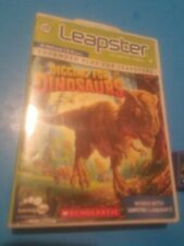 LeapFrog Learning Game DIGGING FOR DINOSAURS (Leapster & Leapster 2)