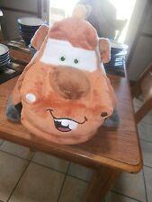 """Disney Pixar Cars Mater Tow Truck Pillow Pets 19"""" Plush tuffed Animal/Pillow"""