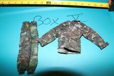 1/6 Scale Modern Woodland BDU Uniform - Dragon, Ultimate Soldier GI Joe