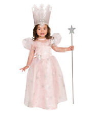 Kids Glinda the Good Witch Wizard of Oz Costume Toddler Age 1-2 Height  88-99 cm
