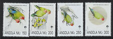 ANGOLA : 1992 Nature Protection ( Birds) set SG 989-42MNH