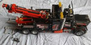 Vintage Lego Technic Almost Complete Breakdown Truck 8285 In Assembled Condition