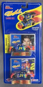 RACING CHAMPIONS SIGNATURE SUPER TRUCK SERIES - #24 JEFF GORDON DU PONT 1:64