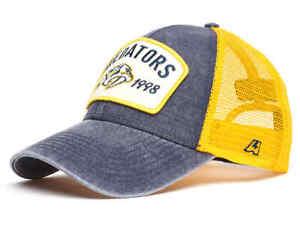 Nashville Predators trucker retro cap hat NHL team Ice hockey club 1998