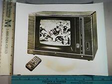 Rare Historical Original VTG Sharp Electronics Dualvision TV Model 17D50 Photo