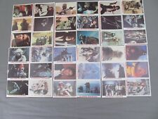 Vintage Star Wars & Empire Strikes Back Burger King Coca Cola Trading Cards