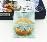 Self-adhesive Cello Sweet Treat Display Favor Party Bag Various Style Cellophane