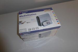 Verbatim mediastation 750GB