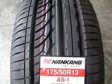 2 New 175/50R13 Inch Nankang AS-1 Tires 175 50 13 R13 1755013 50R