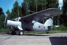 Norway Af Norseman 2491 Ln-Bdp yr 1990 Gardermoen H1495 35mm Aircraft Slide