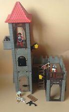 Vintage Retro 1970's Medieval Fault Tower Set 3445 Playmobil!