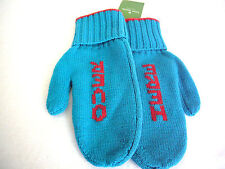 "Kate Spade New York ""Over HERE"" Big Apple 100% merino wool mittens, one size"