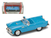 1955 Ford Thunderbird Blue 1:43 Diecast Model - 94228bl