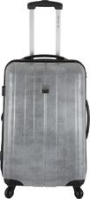 FRANCE BAG Valise 70 cm rigide en polycarbonate pour long séjour – Argent Jeans