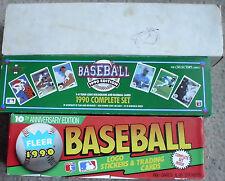 1990 ESTATE LOT OF OVER 2,000 BASEBALL CARDS UPPER DECK SCORE FLEER TAKE A LOOK!