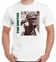 The Smiths T-Shirt Meat is Murder Mens Unisex Album Cover Morrissey Top