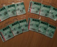 10 hook lengths in a packet refills for your hook boxes PLEASE READ DESCRIPTION