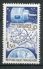 FRANCE 1983, timbre 2292, METEOROLOGIE, ESPACE, SATELLITE, neuf**, MNH