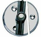 NEW PERKO 1216 CHROME DOOR BUTTON